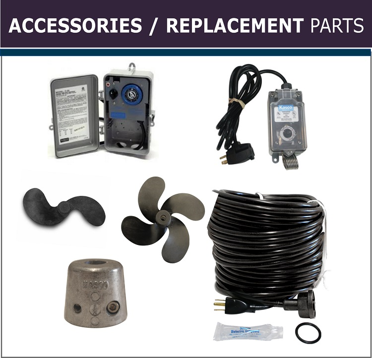 Accessories Replacement Parts Deicer Kasco