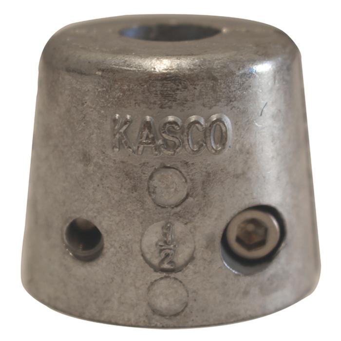 Zinc anode for Kasco marine de icer motor